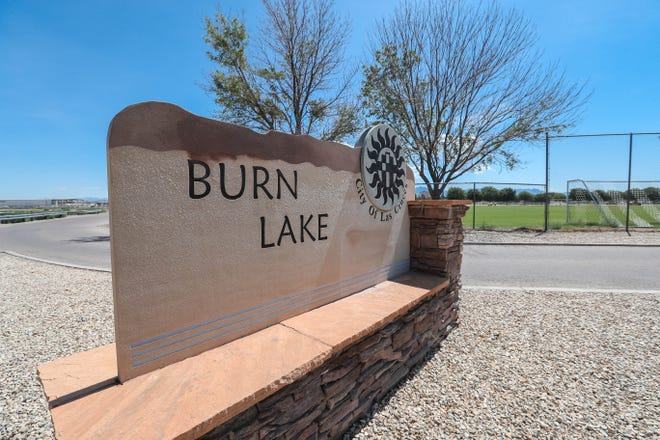 Burn Lake Park is pictured in Las Cruces on Thursday, Aug. 1, 2019.