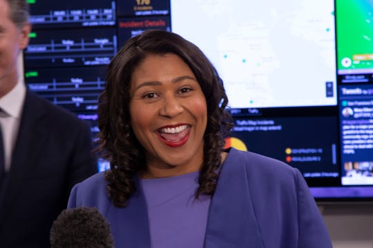 San Francisco Mayor London Breed tours a 911 call center with California Governor Gavin Newsom. The Governor announced new upgrades to outdated 911 call centers after touring a facility in San Francisco, CA.