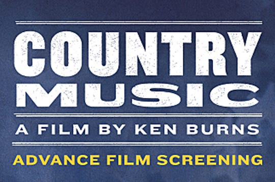 "WSRE hosts 45-minute screening of  new ""Country Music"" documentary, Sept. 5 in the Jean & Paul Amos Performance Studio."