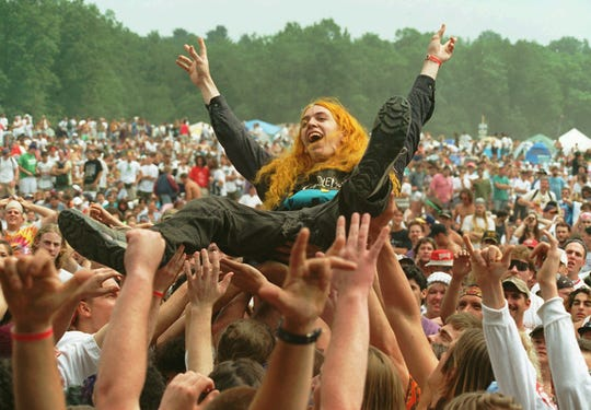 It's the 25th anniversary of Woodstock '94 — and I was there
