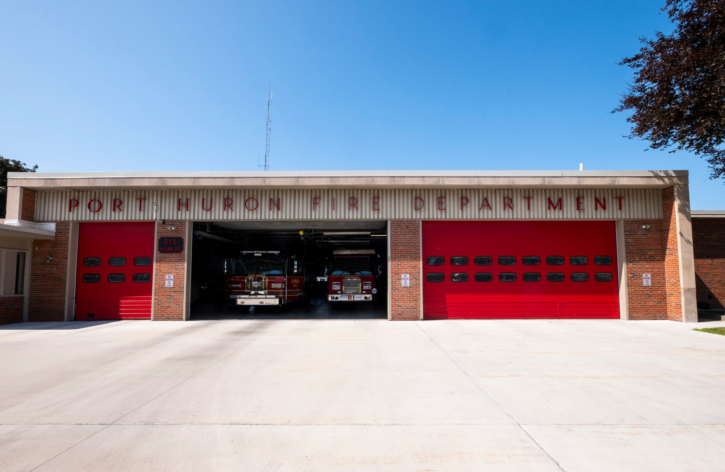 The Port Huron Fire Department's Central Station was built in 1960 and needs updating to meet fire industry standards. The city needs help to decide if it's worth saving or if they should close it to build a new one.