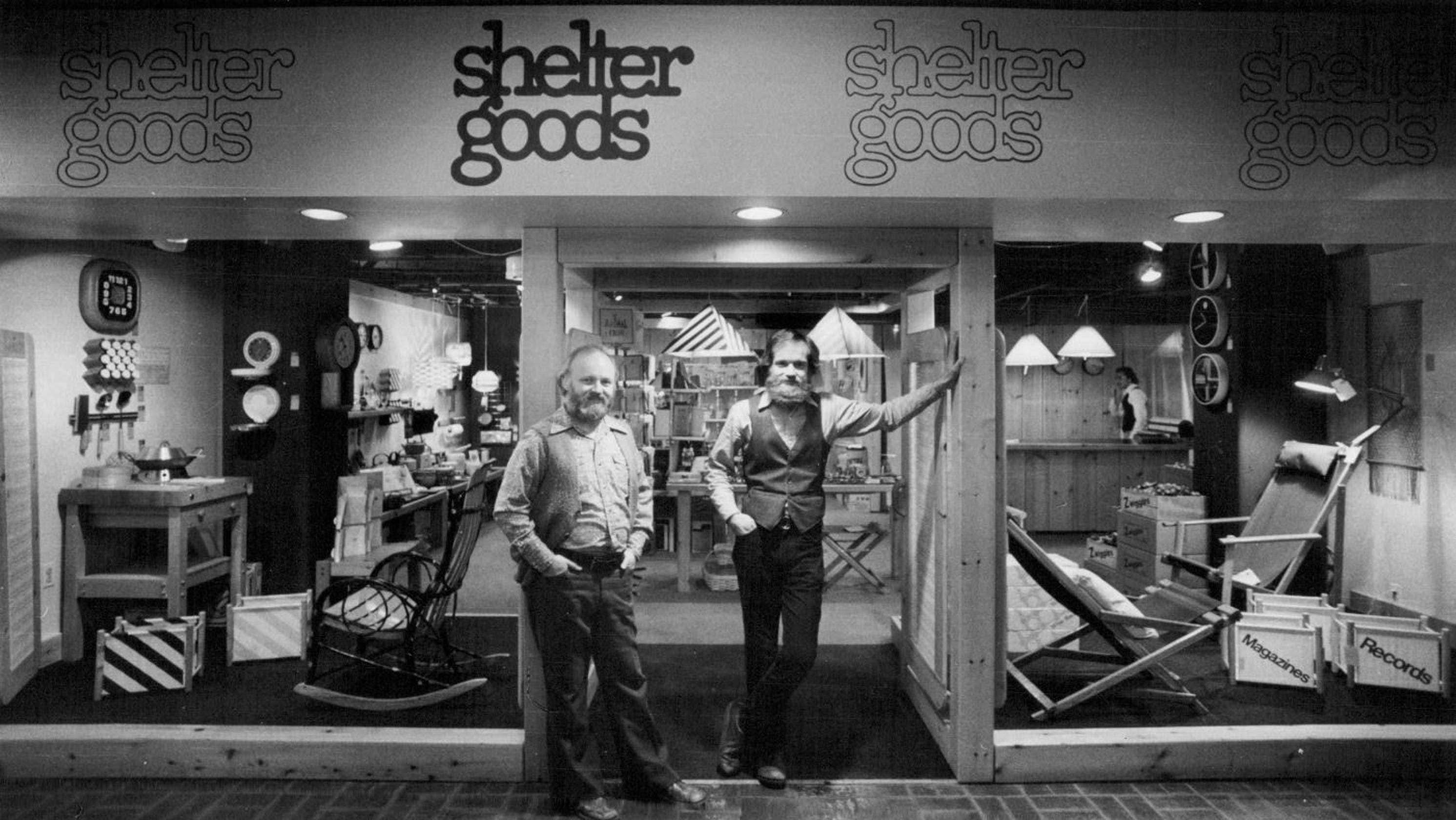 Whatever Happened to     Shelter Goods?