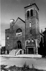 42 Favor St., pictured in 1972.