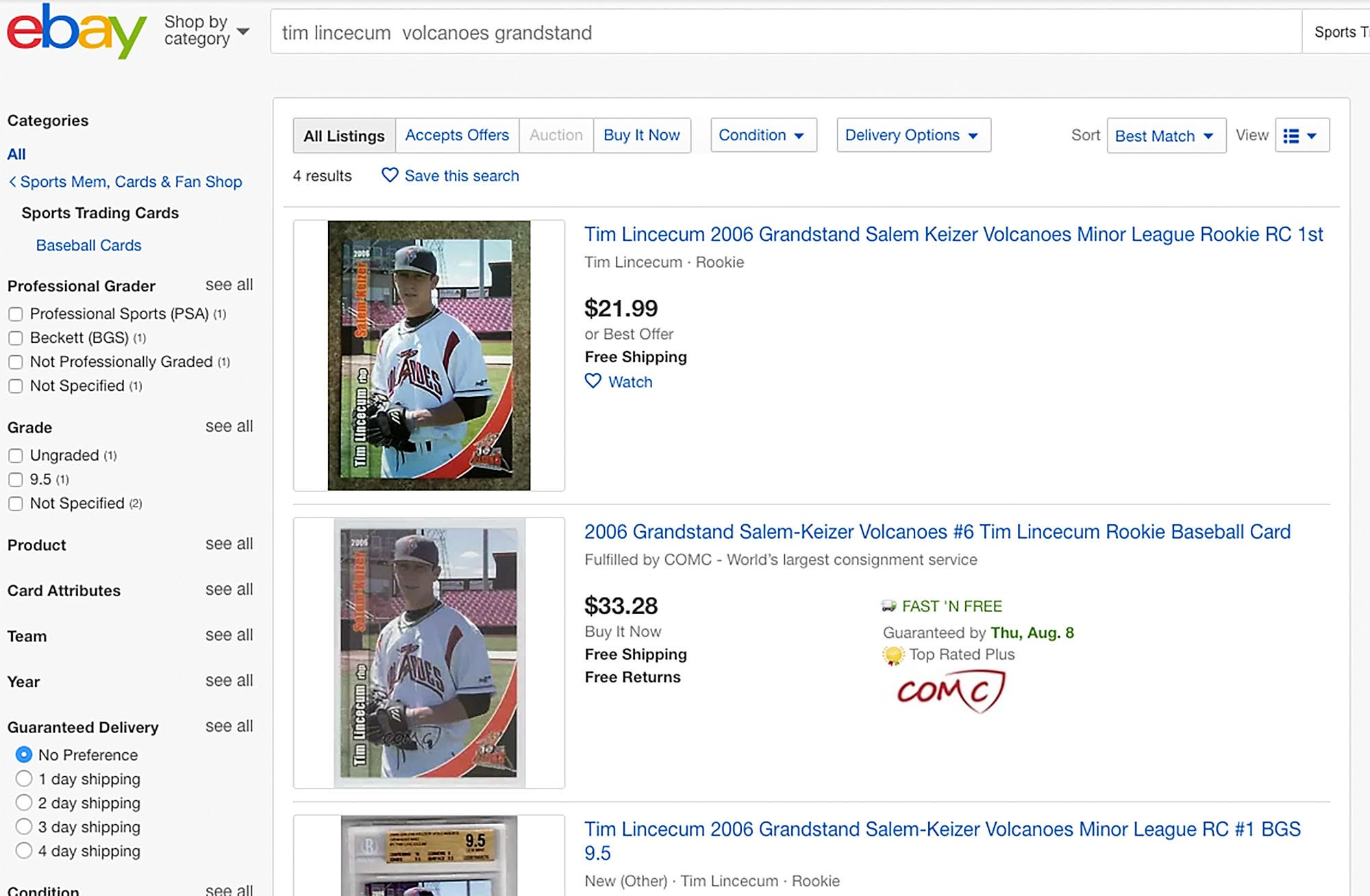 Guess Whos The Most Valuable Volcanoes Baseball Card