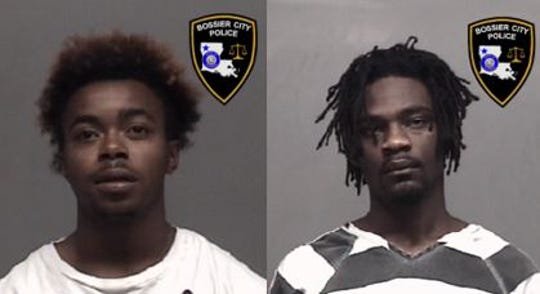 From left to right: Detravion Dewayne Dailey and Travontay Dewayne Griffin.