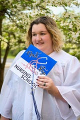 Hailey Green, a 2019 Fort Defiance graduate, was headed to EMU for the nursing program. The 18-year-old died in a car wreck Wednesday.