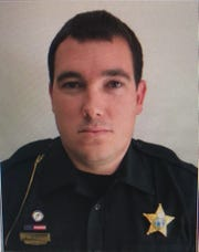 Franklin County Sheriff's Deputy Jared Hewitt was named, alongside his father, as the Law Enforcement Officer of the Year by the Florida Sheriff's Association.