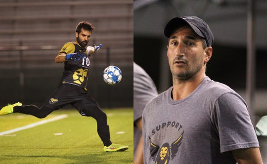 Tallahassee Soccer Club goal keeper Hugo Peruzzi was named the Gulf Coast Premier League's Eastern Conference MVP for 2019, and head coach Josh Bruno was named the 2019 Coach of the Year.