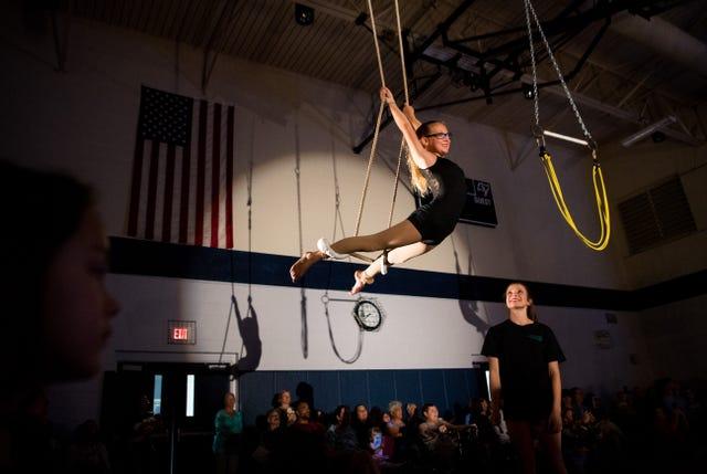 45th annual Aerial Antics Youth Circus theme is Vero Beach Centennial