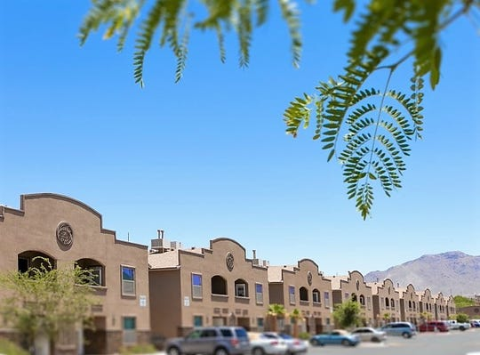 Tropicana Building Corp.'s planned, $12 million, 80-unit Anthony Palms low-income apartment complex on the 100 block of Sandia Drive in Anthony, Texas, will have architecture similar to Tropicana's Canutillo Palms in far West El Paso.