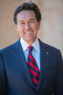Jon Barela is the CEO of the Borderplex Alliance based in El Paso, Texas.