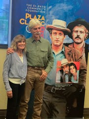 "Academy Award nominee Sam Elliott and his wife Katharine Ross answered questions from the media Friday, August 2. The couple will appear again for on-stage interviews before a 50th anniversary screening of ""Butch Cassidy and the Sundance Kid"" at the plaza theater."