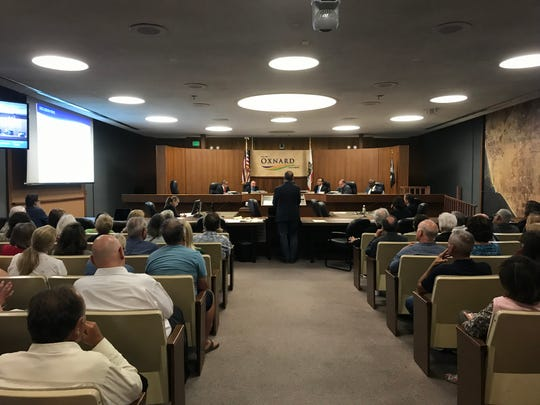 The Oxnard Planning Commission had a full house on Thursday, when members considered regulations on short-term rentals.