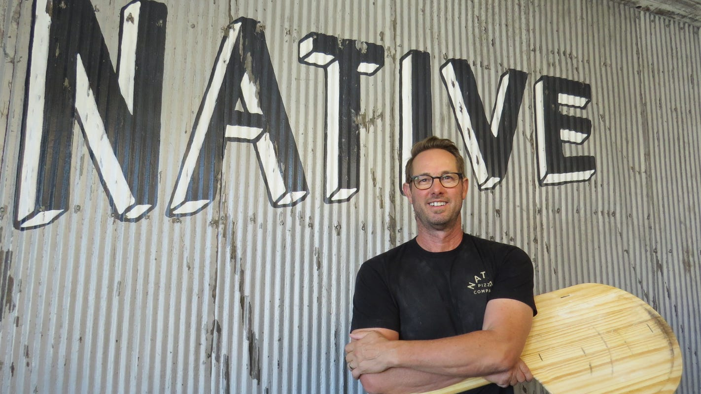 House On Hooter Hill native pizza brings the urban oven's scott tremonti to