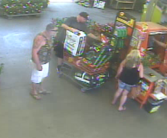 Do you recognize this Tulare County trio? They are wanted by deputies