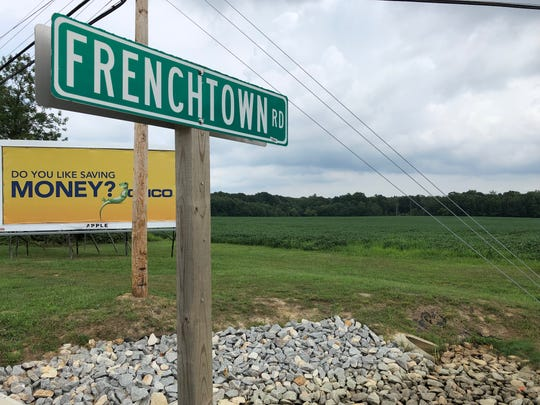 A $700 million development is being proposed at the intersection of Frenchtown Road and Md. 213.