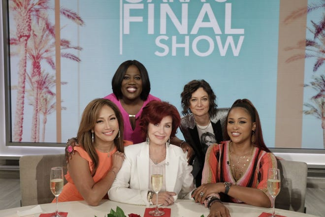 who is replacing sara gilbert on the talk