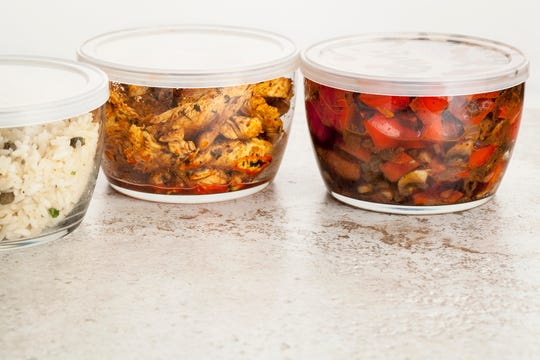 Don't let food go to waste on your next vacation.