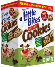 Bimbo Bakeries USA, Inc. is recalling select boxes of Entenmann's Little Bites Soft Baked Cookies, the mini chocolate chip cookies variety.