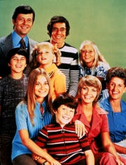 """""""The Brady Bunch,"""" which premiered in 1969, offered a new take on blended families in a traditional sitcom."""