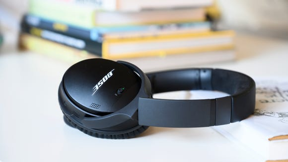 The Bose QuietComfort 35's are the people's chosen headphone.