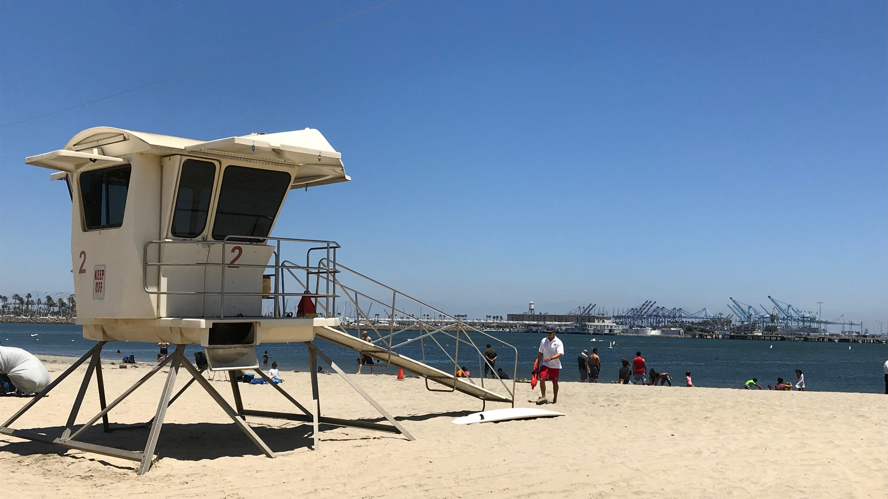 Safe beaches or bacteria? Dirtiest beaches list revised