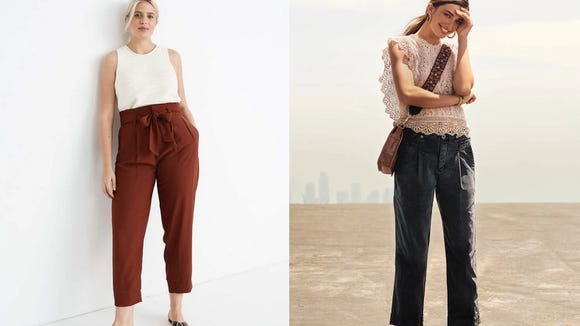 There's no better way to celebrate the weekend than shopping for new clothes.