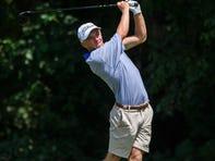 Adam Bratton takes three-shot lead in Evansville Men's City Tournament