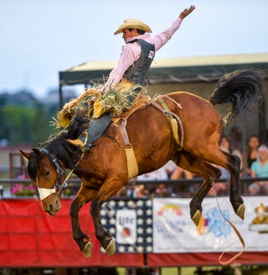 Saving The Best For Last In Final Round Of Big Sky Pro Rodeo