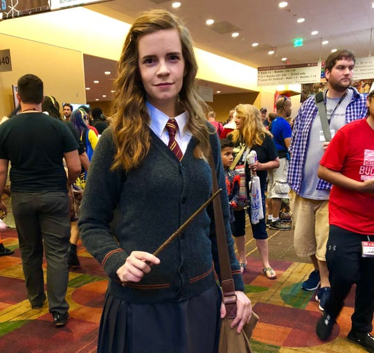 Indianapolis resident Kari Lewis has become widely known for being a near Emma Watson look-alike.