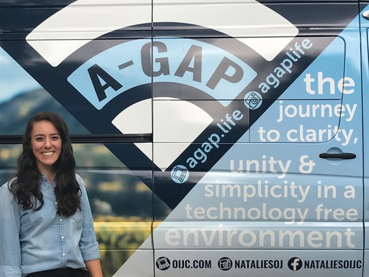 Executive Director of A-GAP Bethany Baker spent two years working with people across the U.S. to help them develop a healthy relationship with social media.