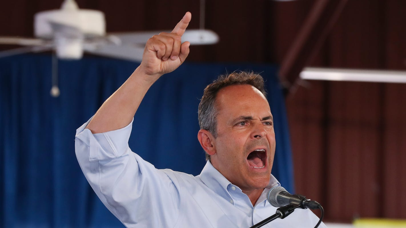 Joe Gerth: Bevin employs scorched-earth policy in classless exit from role as governor