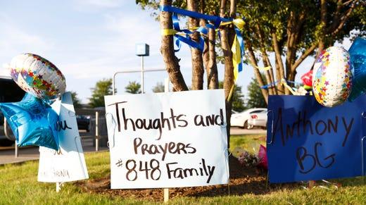 Southaven Walmart shooting: Suspect, Martez Abram in