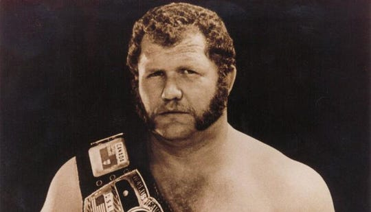 Pro wrestling great Harley Race