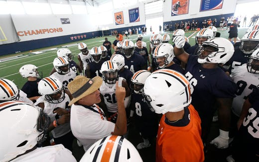 Injuries to Miller, Newkirk complicate Auburn's plans at