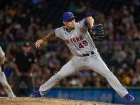 NY Mets reliever Tyler Bashlor understands the importance of September baseball