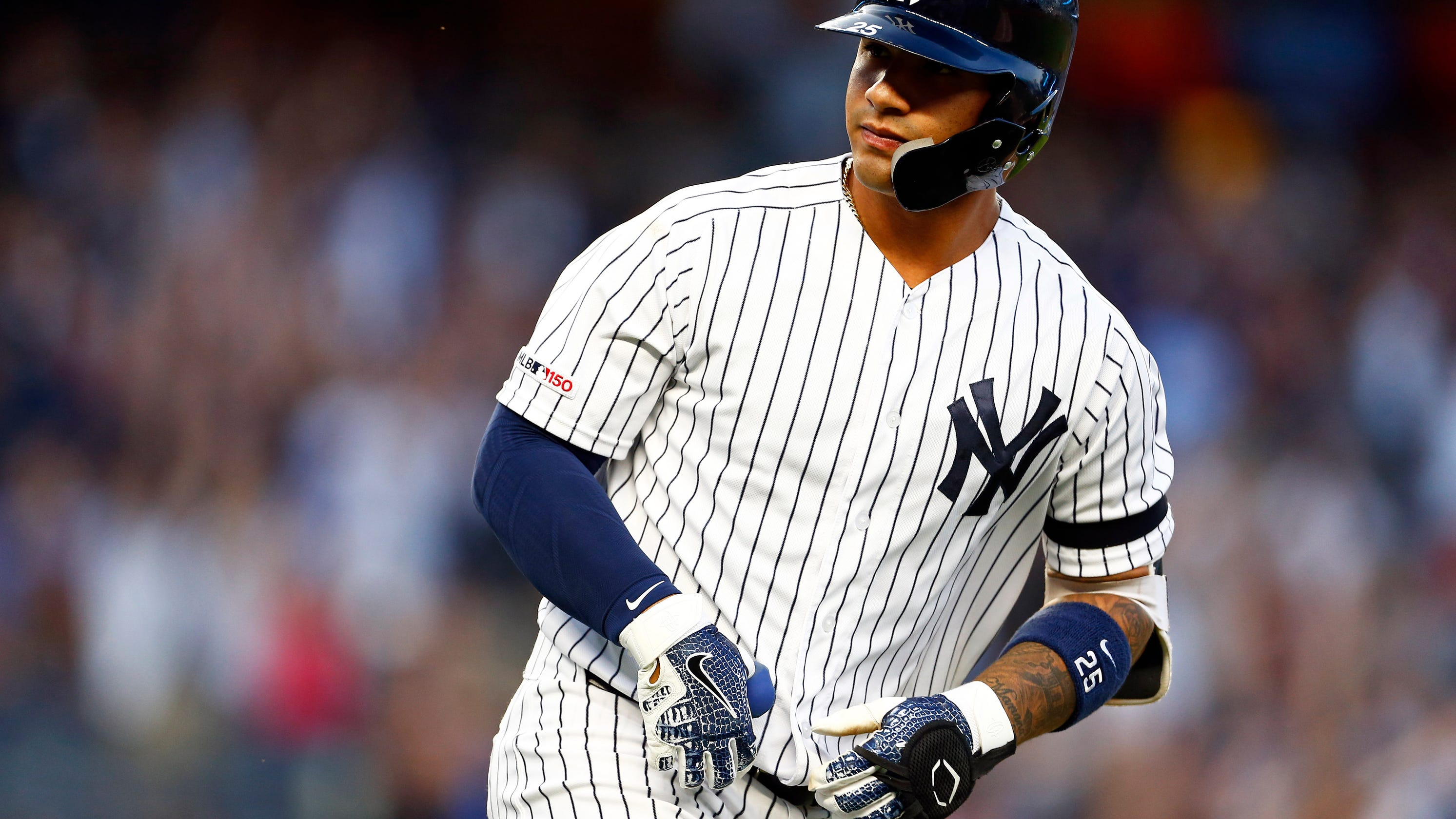 new styles 7ccc3 1c0b5 James Paxton, Gleyber Torres' grand slam lifts NY Yankees ...