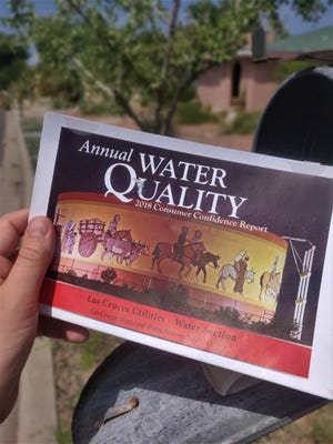Water Quality Customer Confidence Reports with all the 2018 data were mailed to customers of the Las Cruces Municipal Water System starting at the beginning of July. Customers can access their reports at www.Las-Cruces.org.