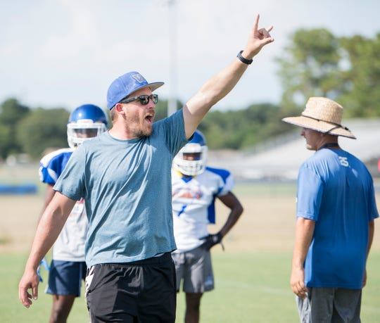 Booker T Washington School: 13-in-13: Whiddon's Wildcats Look To Recapture Washington
