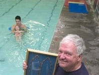 Two-time 1960 Olympic swimming gold medalist Mike Troy dies at 78