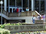 The LSU Student Union in Baton Rouge.