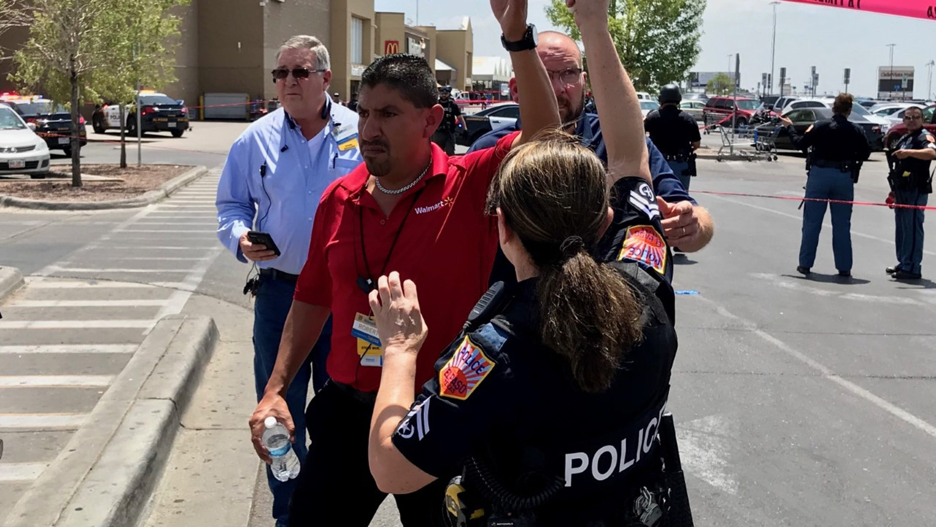 El Paso shooting: Patrick Crusius suspected of killing 20 at