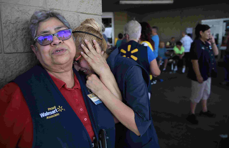 El Paso shooting survivors recall panic, terror: 'Time stopped'