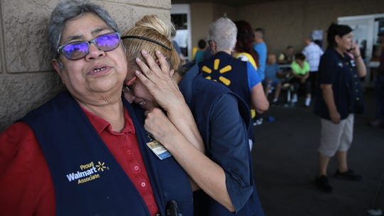 El Paso mass shooter on suicide watch, sheriff's office says