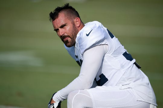 New Rams safety Eric Weddle brings veteran leadership and versatility to a deep and talented defense.