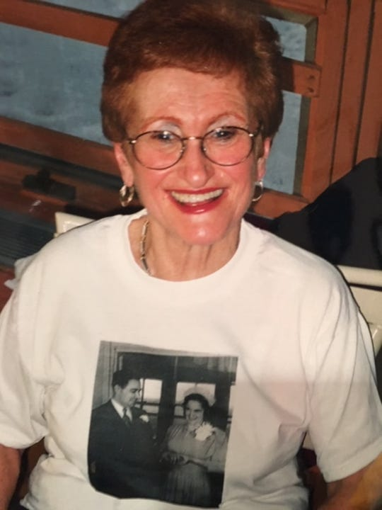 Ilse Loeb, who lived in Rockland County for many years.