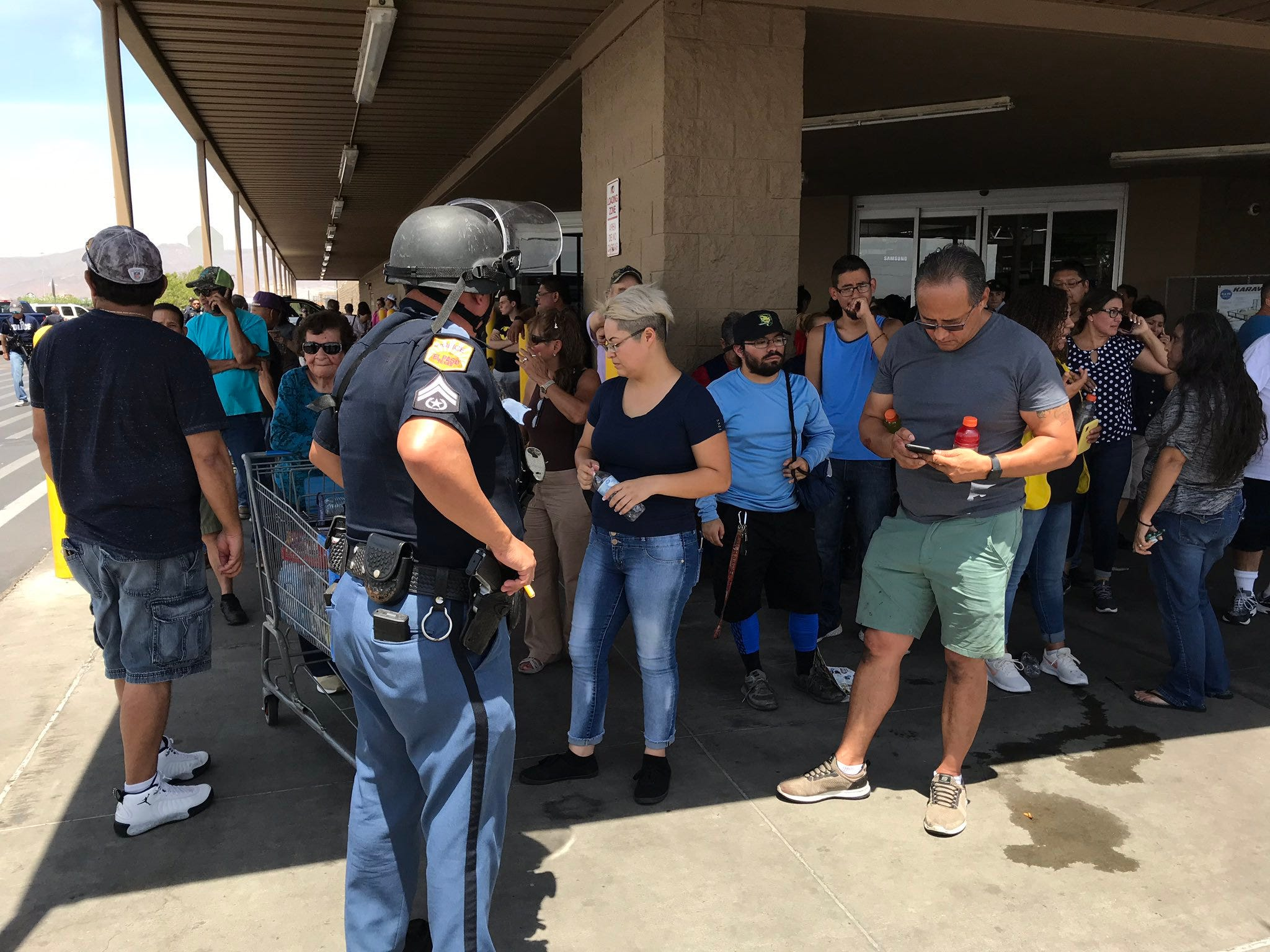 El Paso, Dayton make 251 mass shootings in the US in 216