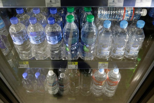 San Francisco International Airport is banning the sale of single-use plastic water bottles starting Aug. 20.