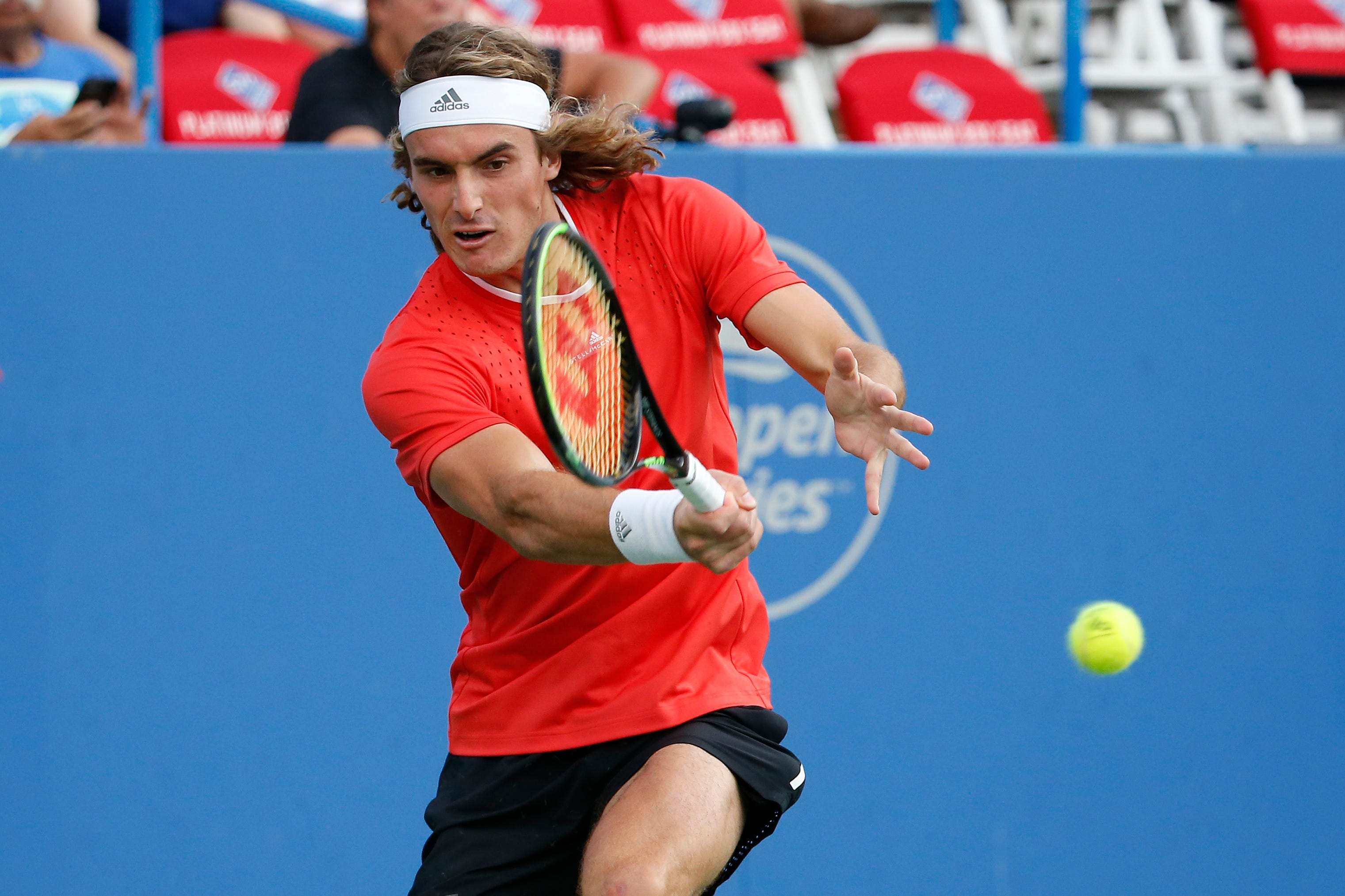 Stefanos Tsitsipas Craves For More Reaches Semifinals At Citi Open