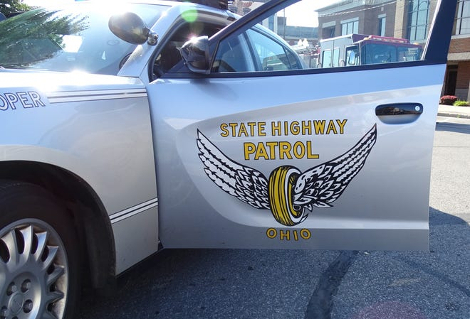Ohio Highway Patrol file photo.